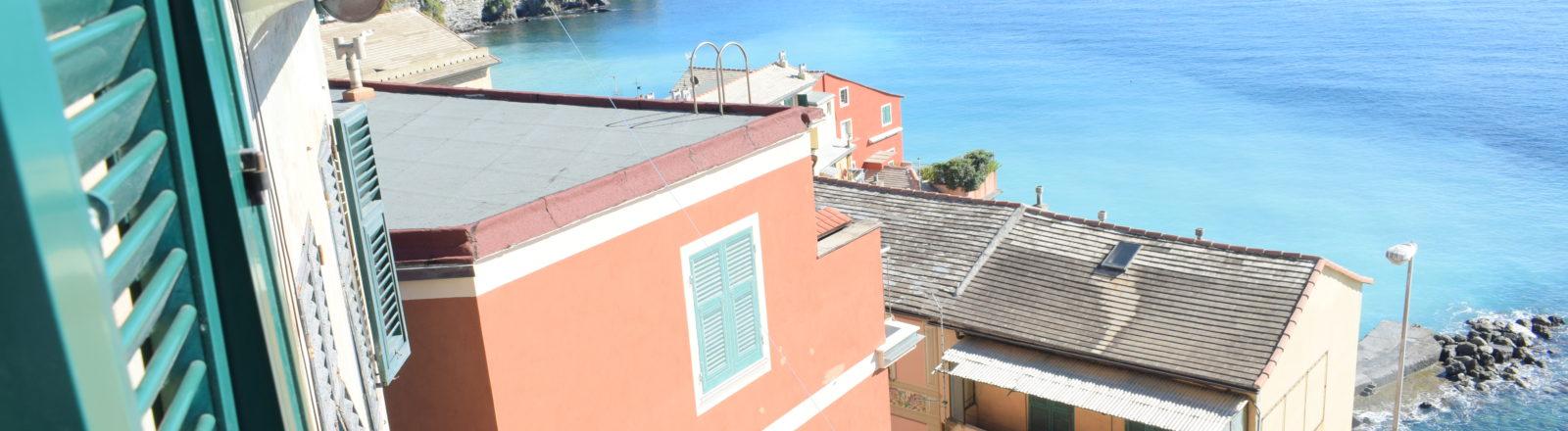 Sori(GE) - AURELIA Affittasi annualmente appartamento con vista mare mozzafiato