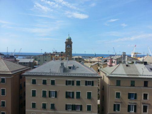 Genova(GE) – Sampierdarena – Via Leon Pancaldo