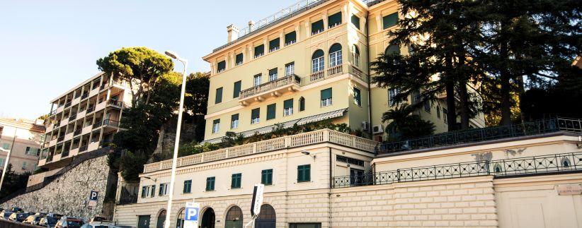 Genova(GE) – Albaro (VIA FRANCESCO POZZO) VENDESI ALLOGGIO DI RAPPRESENTANZA
