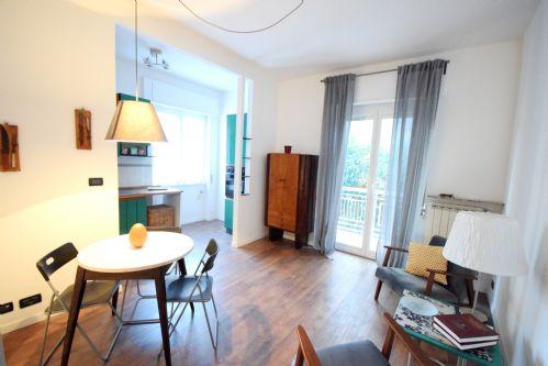 STURLA (Ad. ISONZO) vendiamo appartamento ristrutturato e luminoso 90 Mq.