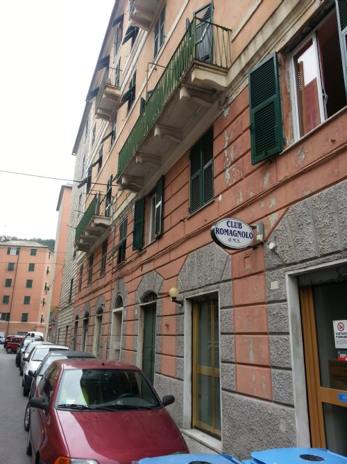 Genova(GE) – Certosa – via certosa magazzino
