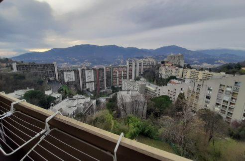 RIVAROLO (VIA REMIGIO VIGLIERO) Affittasi 6 VANI ristrutturati e panoramici