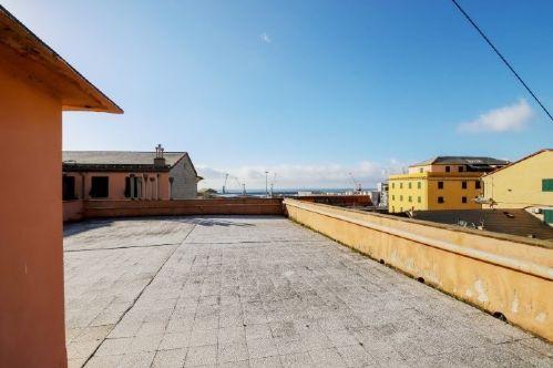 SAMPIERDARENA (VICO RAFFETTO) Adiacenze Buranello Vendesi appartamento ristrutturato
