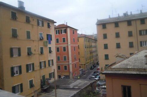 Genova (GE) - CERTOSA/P.ZZA PIOMBINO - Certosa - Via Garello