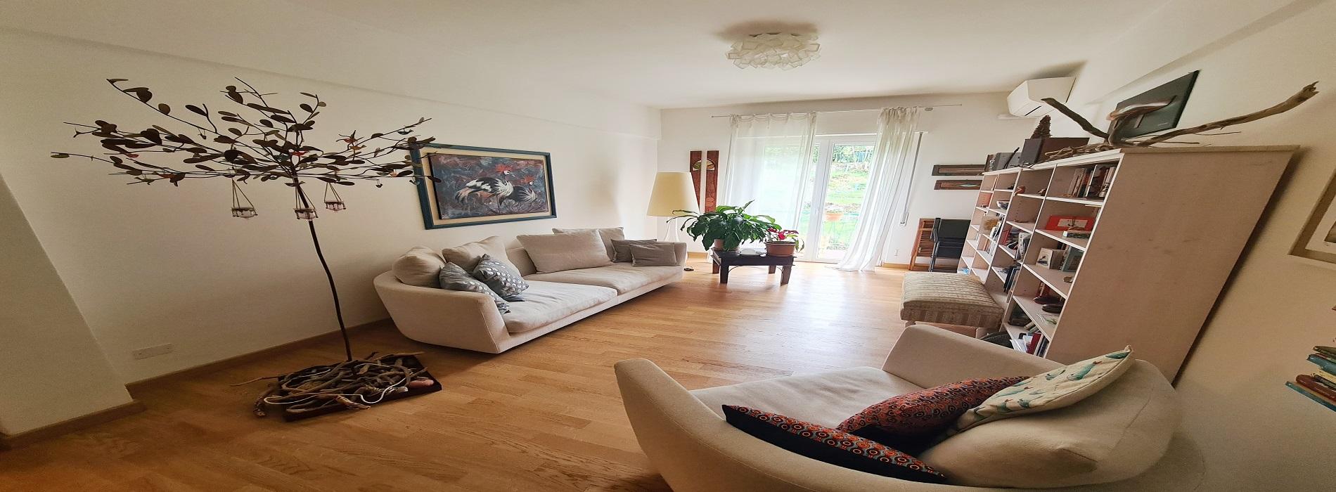 BORGORATTI ( VIA ANTONIO CEI) Vendesi appartamento di 103 mq.
